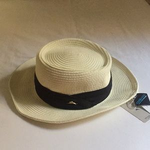 47336368fc47a Tommy Bahama Accessories - Tommy Bahamas Straw Hat